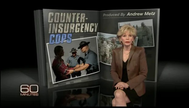 """Mustsee Morning Clip """"60 Minutes"""" Reports On"""