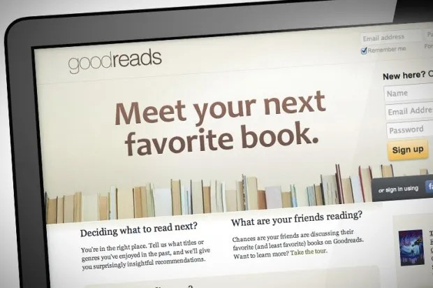 Did a writer get bullied on Goodreads?