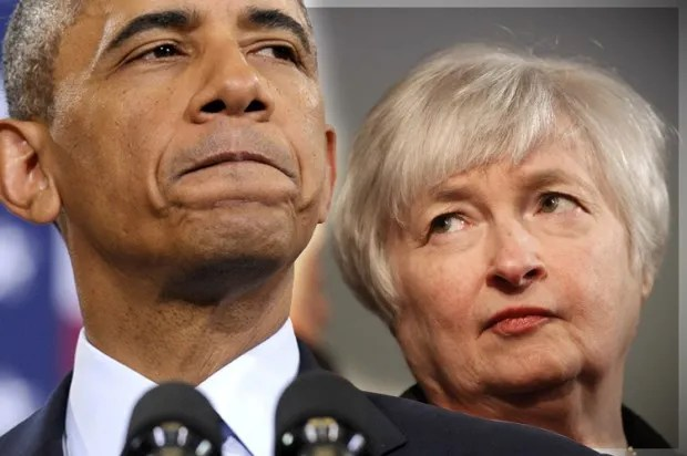 Obama's fumbling comments fuel controversy over Fed pick