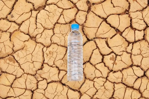 The world water shortage looks unsolvable