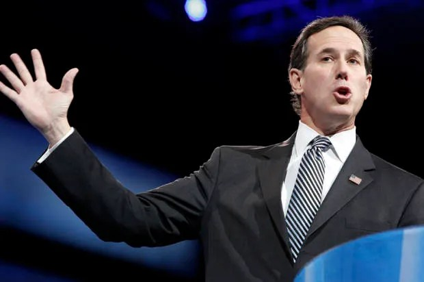 Rick Santorum: Only dirty commies support the separation of church and state