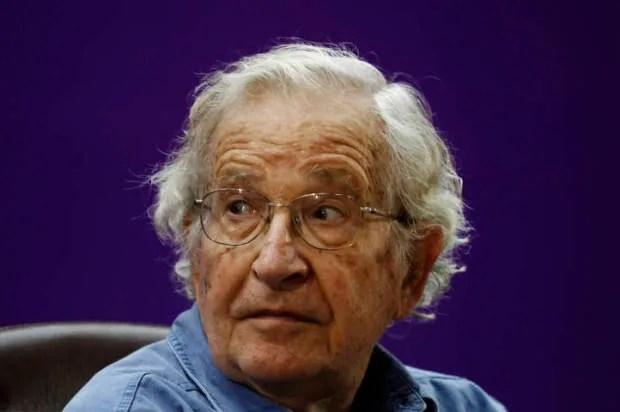 Noam Chomsky: America is an empire in decline