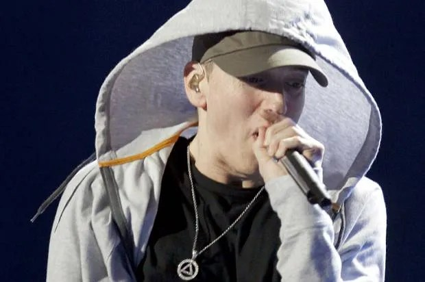 Eminem's homophobic lyrics are the worst kind of throwback