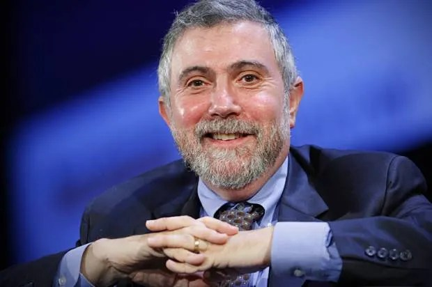 "Paul Krugman: California proves the GOP's ""extremist ideology ... is nonsense"""