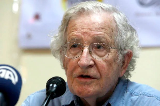 Noam Chomsky: The GOP is a radical insurgency; it's not a political party
