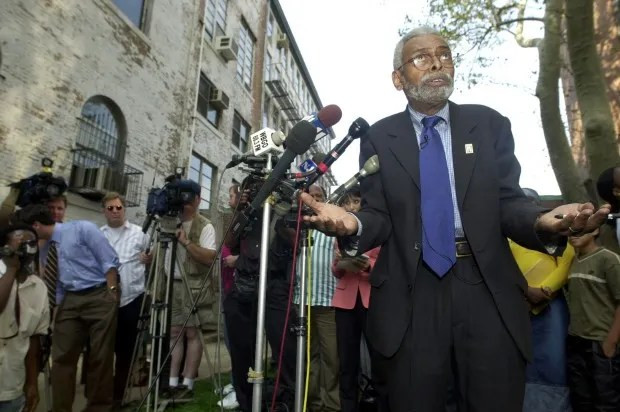 Activist author Amiri Baraka dead at 79