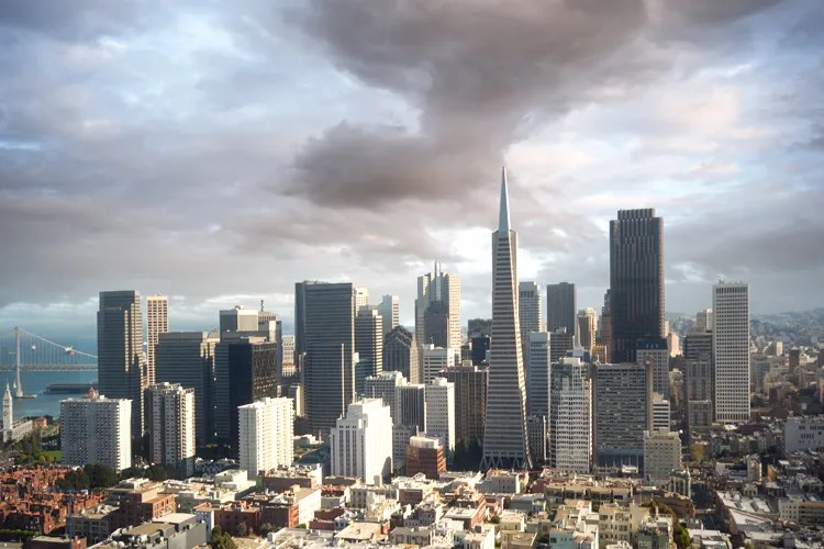 San Franciscos rightward turn Why it may no longer be Americas iconic liberal city  Saloncom