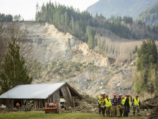 Washington Mudslide Scientists Warned Impact Of