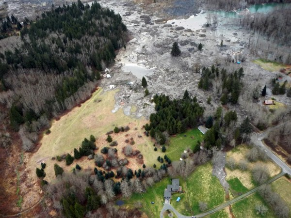 Tragedy In Washington State Climate Change Make