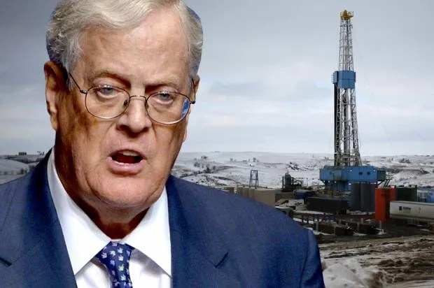 Climate denial gets a billion-dollar boost: Why the Kochs' 2016 spending spree could mean planetary disaster