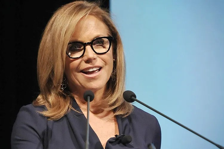 Katie Couric vs Big Food Shes a strong feminist but not an activist  Saloncom