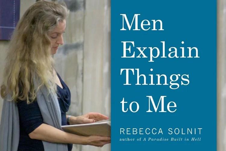 Rebecca solnit essay