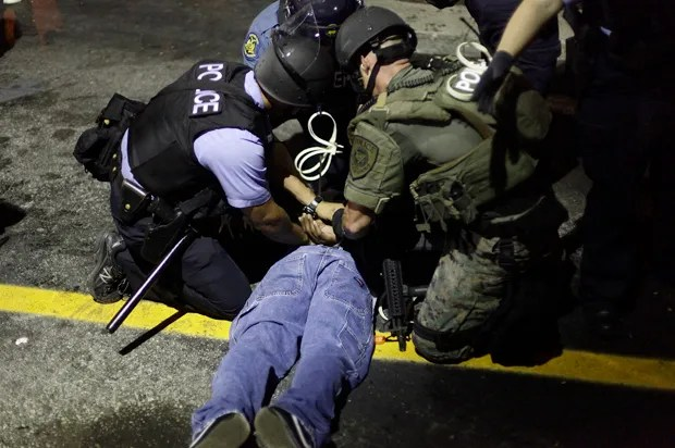 Americas toxic race rule Why Ferguson protests revive the ugly twice as good myth  Saloncom