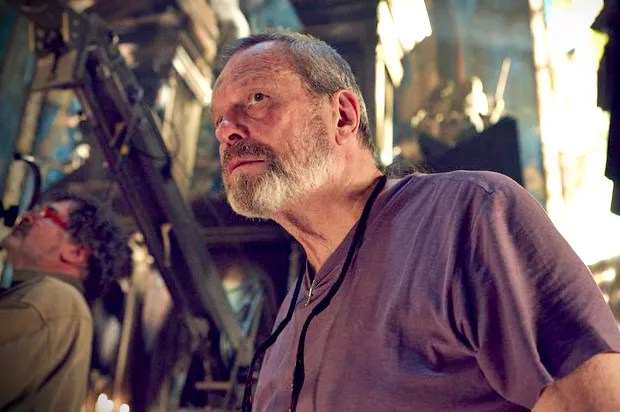 "Terry Gilliam: Hollywood is just ""gray, frightened people"" holding on for dear life"