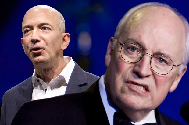 Amazon's frightening CIA partnership: Capitalism, corporations and our massive new surveillance state