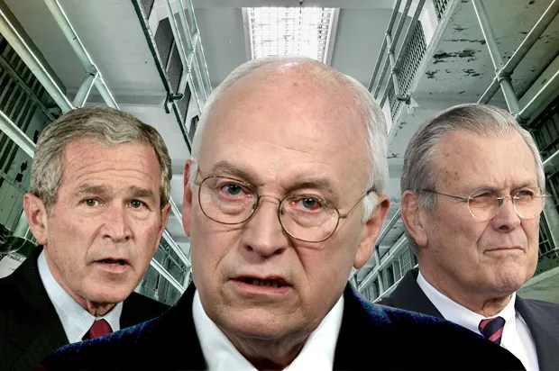 Put the evil bastards on trial: The case for trying Bush, Cheney and more for war crimes