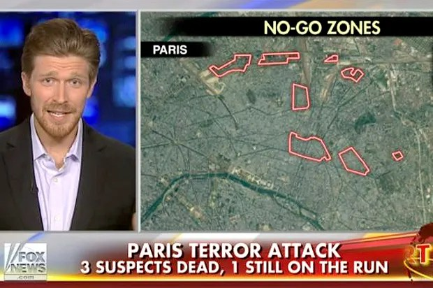 """""""This guy's clearly a complete idiot"""": How Fox News became a laughingstock in Paris"""