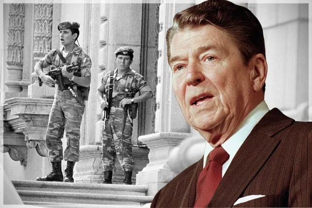 Ronald Reagan's genocidal secret: A true story of right-wing impunity in Guatemala