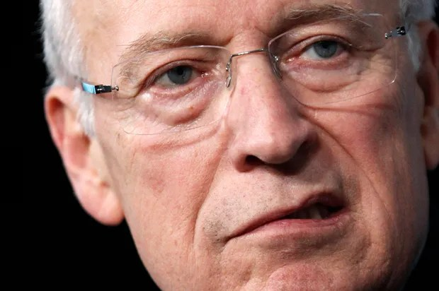 Dick Cheney reemerges Bloodthirsty veep is back to promote endless war  just in time for 2016
