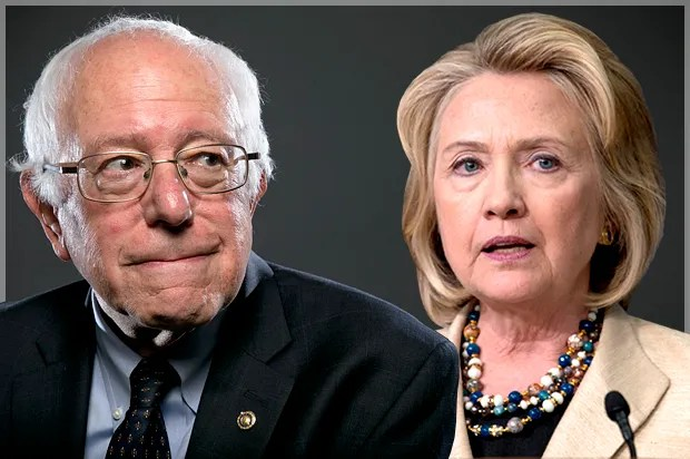 Here's how Bernie Sanders could win: The one issue where Hillary's vulnerable, and where the Tea Party might be right