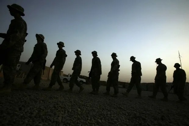 "The folly of the next Afghan ""surge"""