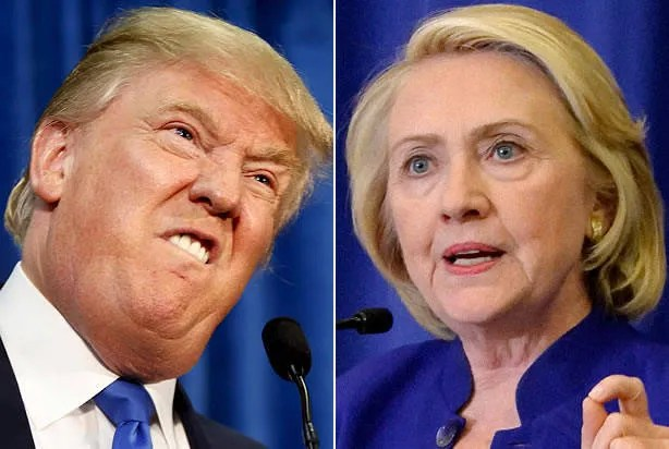 Hillary's debate night was this good: Even Donald Trump admits she killed it