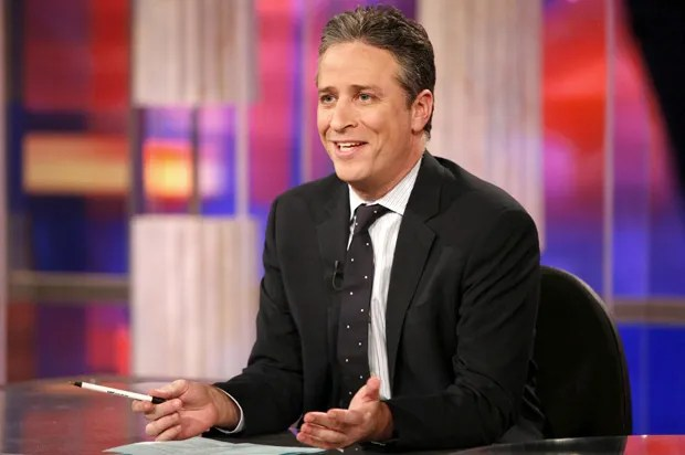 This guy changed the world: We won't see the likes of Jon Stewart again