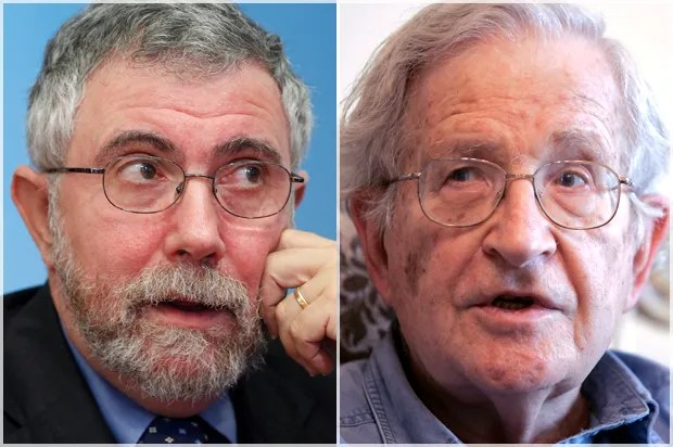 Radical austerity's brutal lies: How Krugman and Chomsky saw through dehumanizing neoliberal spin