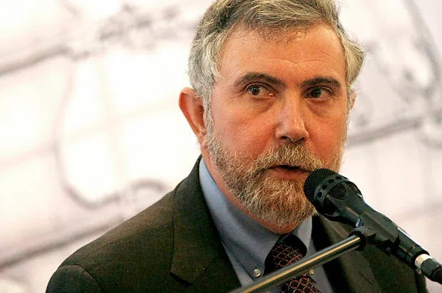 Paul Krugman: The economy of race prevents Medicare and Obamacare expansion