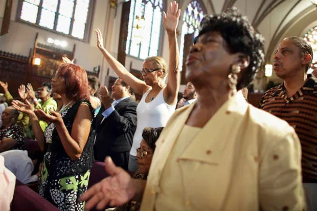 """""""For far too long, people of color have been at the bottom of the pile"""": Why black churches are embracing the clean energy revolution"""