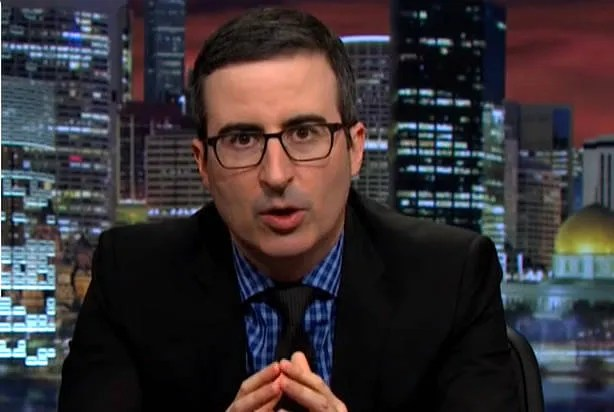 4 ways John Oliver nails America's disastrous War on Drugs