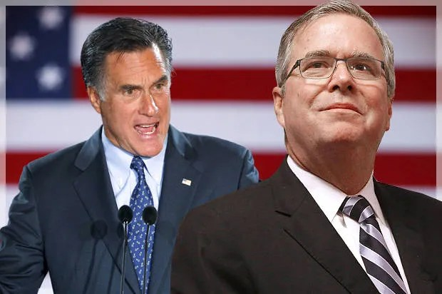 "Jeb goes full Mitt Romney: Man of inherited wealth and power says African-Americans want ""free stuff"""