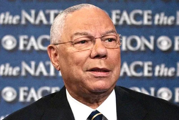 Iraq War architect Colin Powell is voting for Hillary Clinton — along with major right-wing hawks