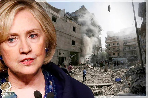 Even critics understate how catastrophically bad the Hillary Clinton-led NATO bombing of Libya was