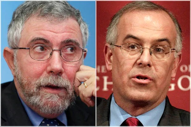 "Paul Krugman bursts David Brooks' fantasyland version of conservatism: ""Actually existing conservatism is a radical doctrine"""
