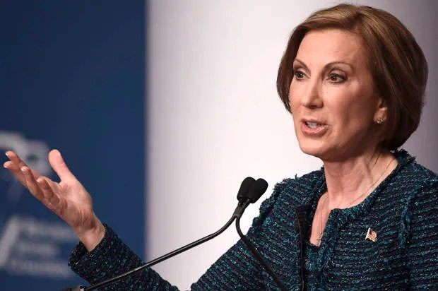 Carly Fiorina is a liar: And everyone should finally just say it — loudly