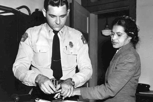 """""""Finally, we demanded, 'Let my people go'"""": Remembering the bravery of Rosa Parks, on the 60th anniversary of the Montgomery bus boycott"""