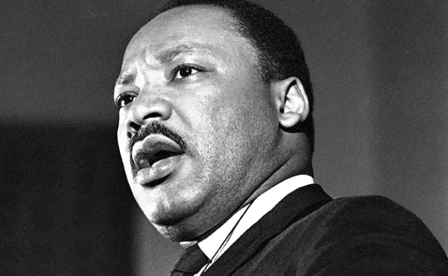 The Macroethics Of Martin Luther King Jr When He Spoke
