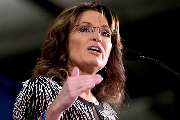 Sarah Palin's delusional blame game: Obama isn't responsible for her son's domestic violence charge