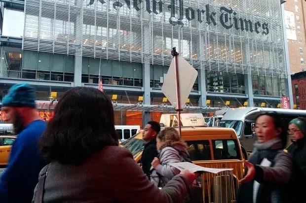 "Progressive Jewish groups make New York Times parody issue to protest newspaper's ""biased Israel-Palestine coverage"""