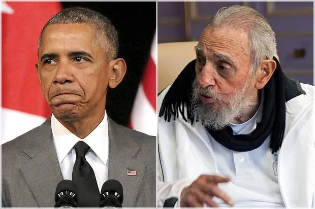 The U.S. has terrorized Cuba for over 50 years — Fidel Castro is right to be wary of Obama's claims