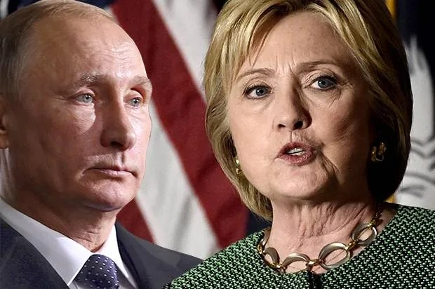 Vladimir Putin, Hillary Clinton and the true cause of Donald Trump's legitimacy crisis — his own actions