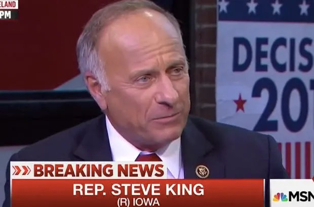 "GOP Rep. Steve King slams Colin Kaepernick: ""This is activism that is sympathetic to ISIS"""
