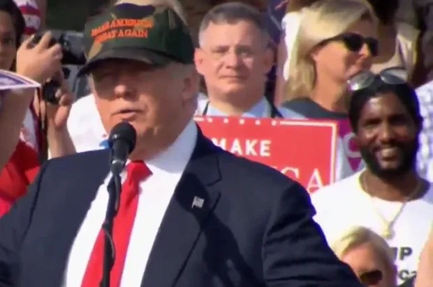 """That """"Blacks for Trump"""" guy at Donald Trump's rallies is even weirder than you think"""