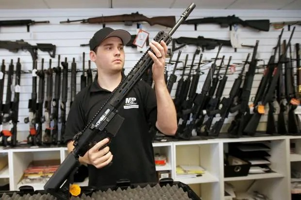 Apocalypse now: Gun buyers stockpiling firearms ahead of Election Day