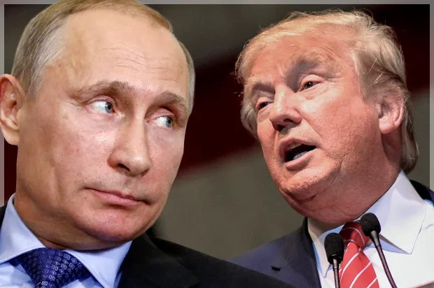 Image result for Putin not likely to buy into Syria policy of Trump