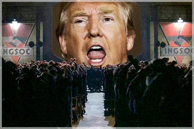 The Orwellian nightmare of LGBT rights under Trump How