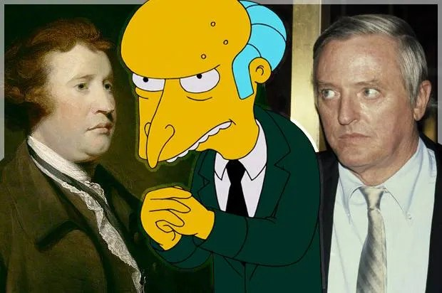 From Edmund Burke to Mr. Burns: In the age of Trump, conservative thought has died at last