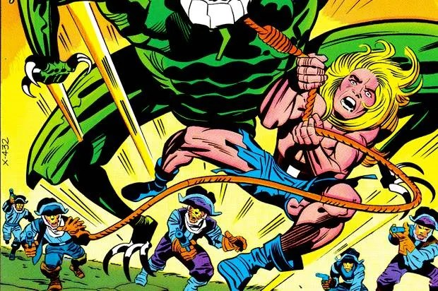 Why 2017 is the year of Jack Kirby, comics' most influential creator
