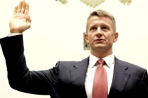 Erik Prince's dark plan for Afghanistan: Military occupation for profit, not security
